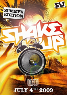 Shake Up (flyer)
