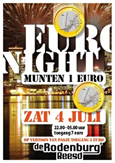 Euronight (flyer)