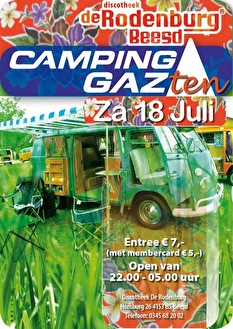 Campinggazten (flyer)