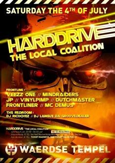 Harddrive (flyer)