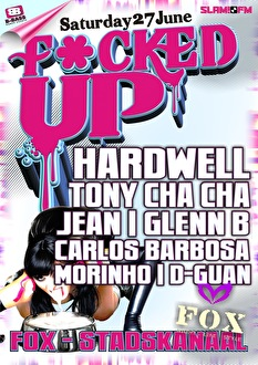 F*cked Up (flyer)