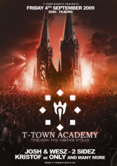T-Town Academy (flyer)