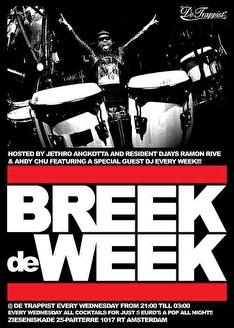 Breek de Week (flyer)