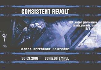 Consistent Revolt (flyer)