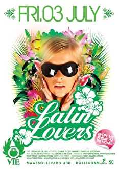 Latin Lovers (flyer)