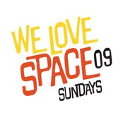 We Love Space 09 (flyer)