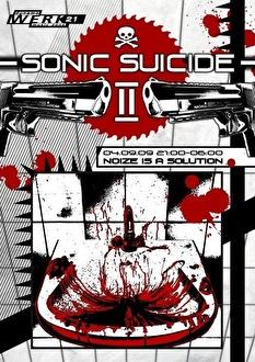 Sonic Suicide II (flyer)