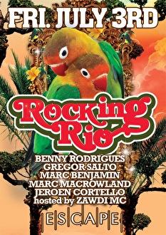 Rocking Rio (flyer)