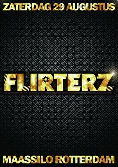 Flirterz (flyer)