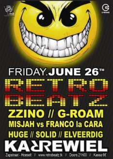 Retrobeatz (flyer)