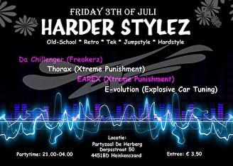 Harder Stylez (flyer)