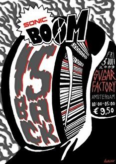 Sonic Boom (flyer)