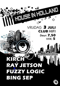 House in Holland (flyer)