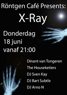 X-Ray (flyer)