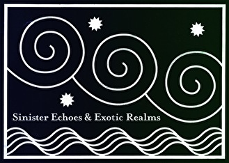 Sinister Echoes & Exotic Realms (flyer)