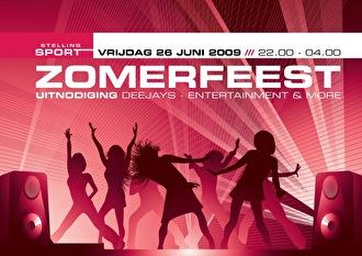 Zomerfeest (flyer)