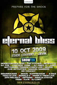 Eternal Bliss (flyer)
