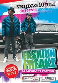 Fashion Freakz (flyer)
