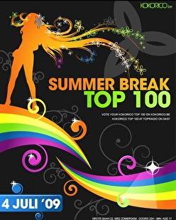 Summer Break (flyer)