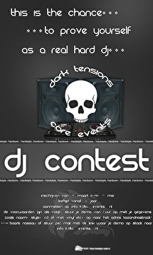 Dj Contest (flyer)