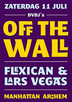 Off The Wall (flyer)