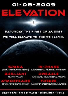 Elevation #5 (flyer)