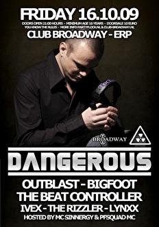 Dangerous (flyer)