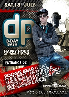 Dp Birthday Bash (flyer)