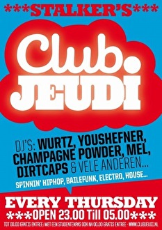 Jeudi (flyer)