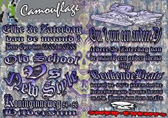 Old School vs New Style (flyer)