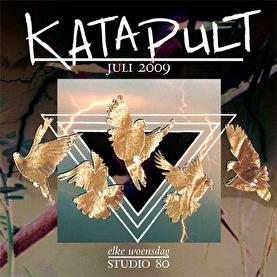 Katapult & Subbacultcha (flyer)