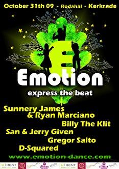 Emotion (flyer)