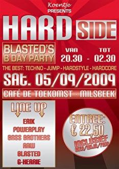 Hardside (flyer)