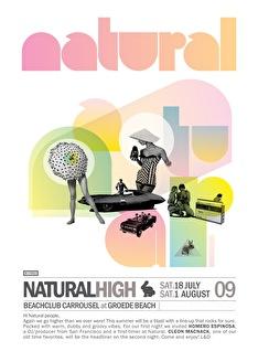 Natural High (flyer)