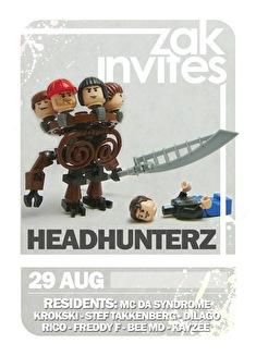 Zak Invites (flyer)
