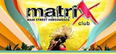 Matrix Club (flyer)
