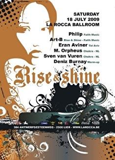 Rise & Shine (flyer)