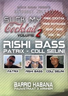 Suck my cocktail (flyer)