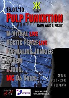 Pulp Funkktion (flyer)