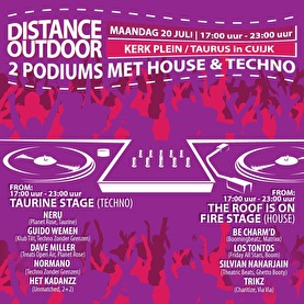 Distance Outdoor (flyer)