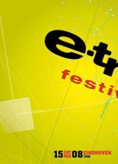 E-troit Festival (flyer)