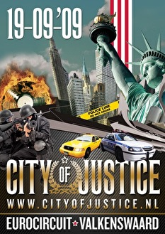 City of Justice (flyer)