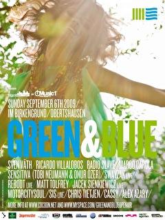 Green&Blue (flyer)