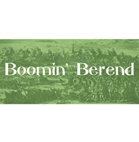 Boomin' Berend (flyer)