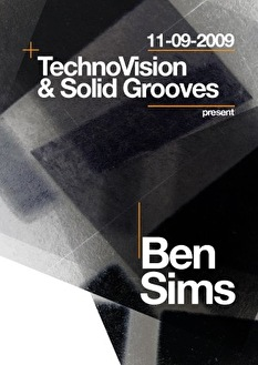 TechnoVision & Solid Grooves (flyer)