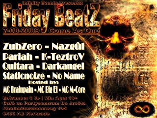 Friday Beatz (flyer)