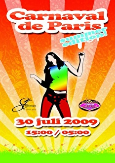 Carnaval de Paris (flyer)