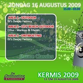 Kermis Oss 2009 (flyer)