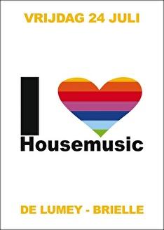 I love Housemusic (flyer)