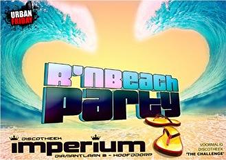 R&Beach Party (flyer)